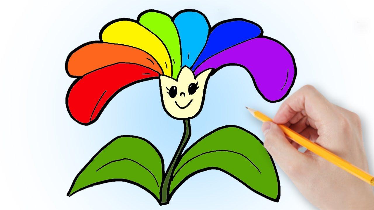 Цветик-семицветик рисованные картинки