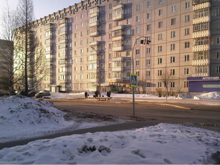Жители Сыктывкара удивлены исчезновению большого остановочного комплекса, фото-2