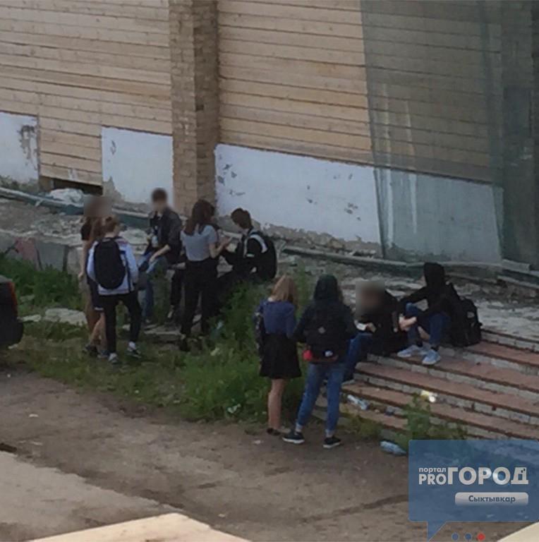Пьяные малолетки оккупировали район старого рынка в Сыктывкаре, фото-2