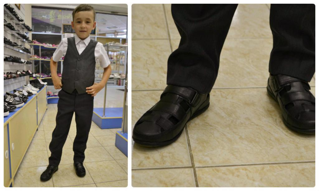 a77046ff3 Выбор большой, нужно только прийти с ребенком, померять и выбрать  понравившуюся модель или сразу несколько пар обуви ...
