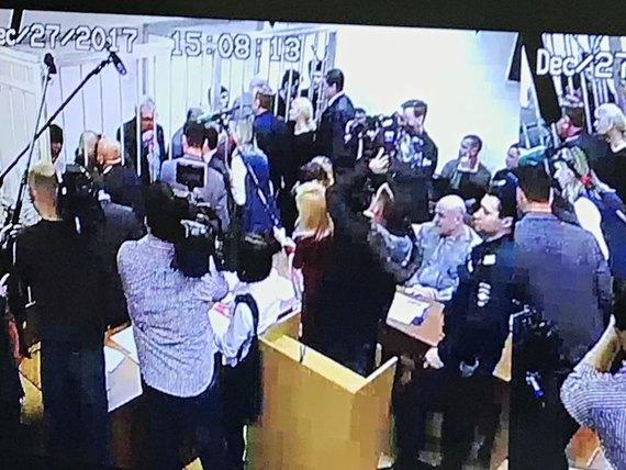 В столице России суд начал рассматривать «дело Гайзера» посуществу