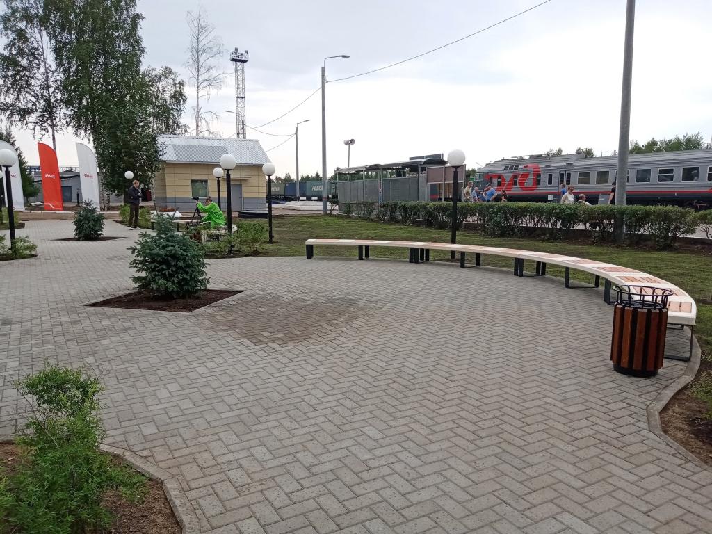 Эксперты раскритиковали новую площадку возле ЖД вокзала , фото-1