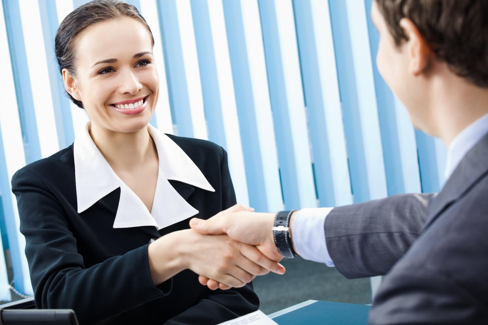 Как сделать так чтобы клиенты работали только с тобой