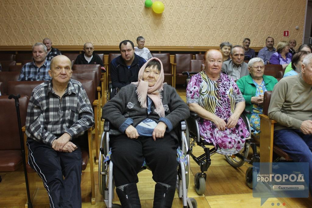 дома для престарелых в калужской области