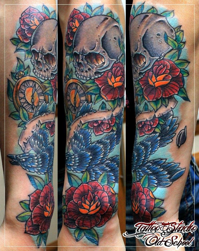 как сделать тату на интимных местах