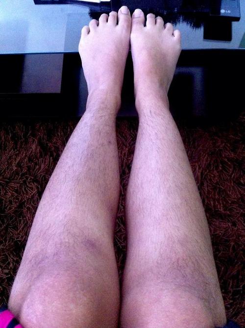 самые волосатые ноги у телки вот, когда