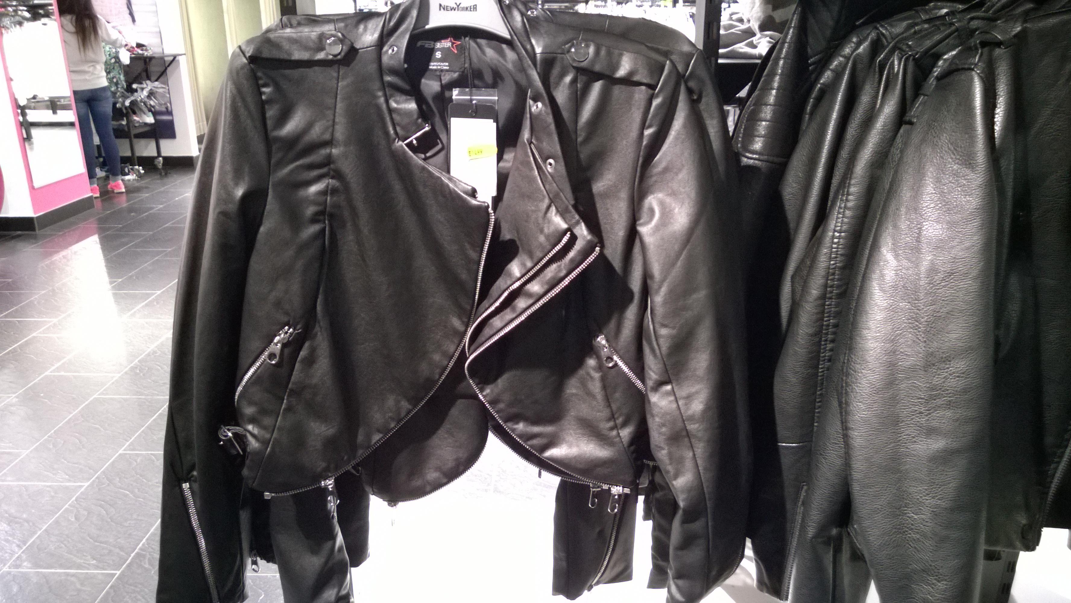 Freesoul кожаная куртка