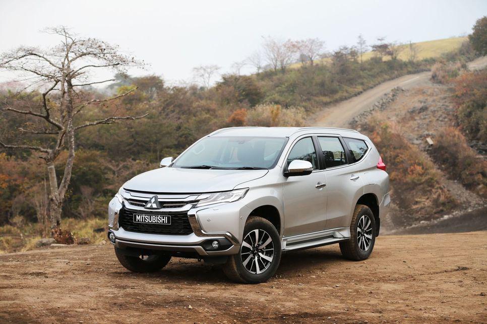 Актуально для Коми: первый тест нового Mitsubishi Pajero Sport. Со щитом по бездорожью