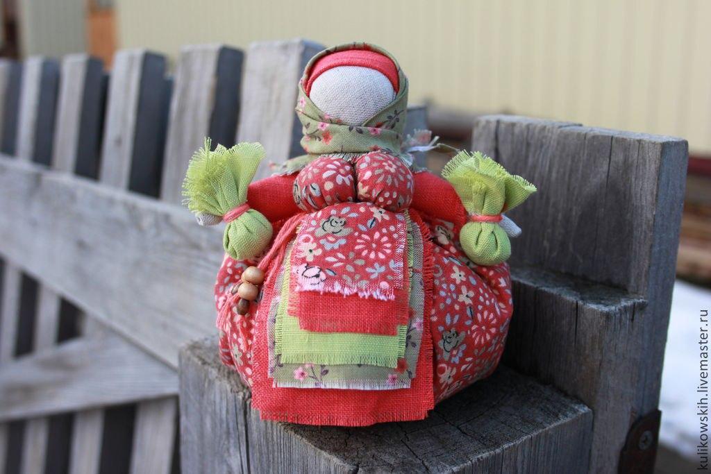 Мастер класс куклы травницы