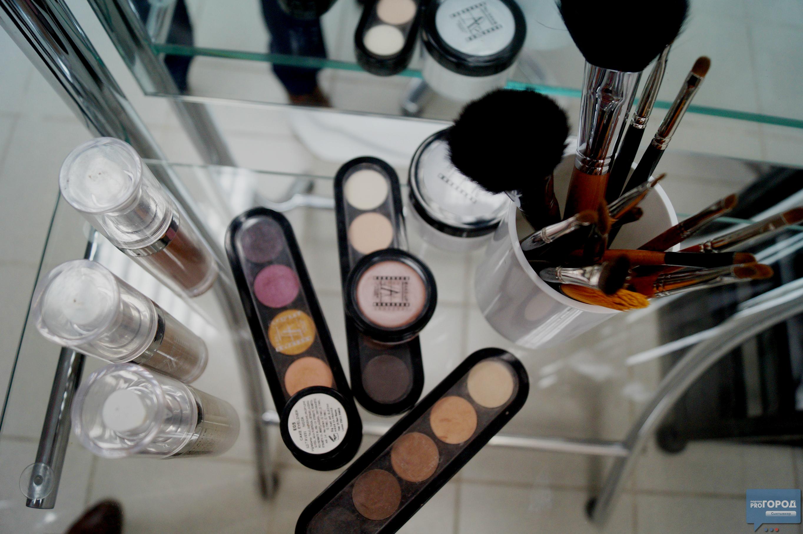 Марки профессиональной косметики макияжа