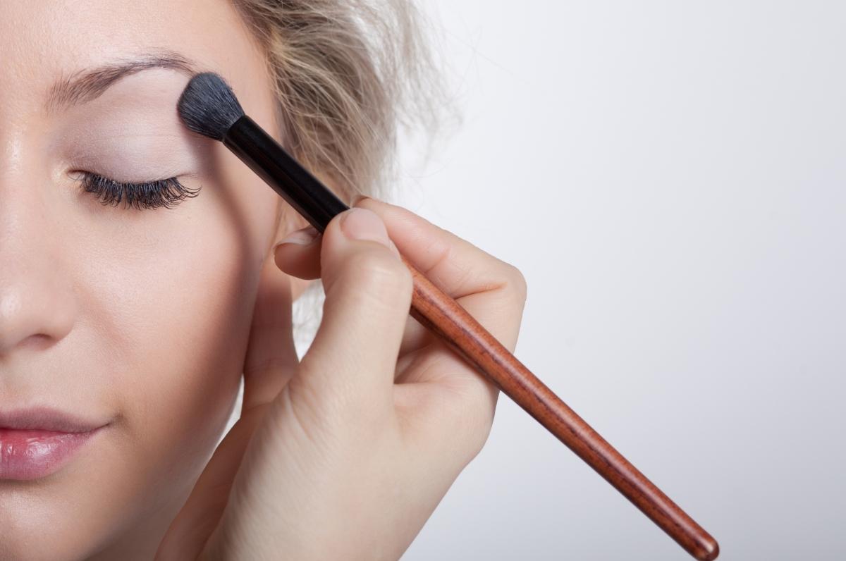 Фото мастер класс по макияжу для глаз