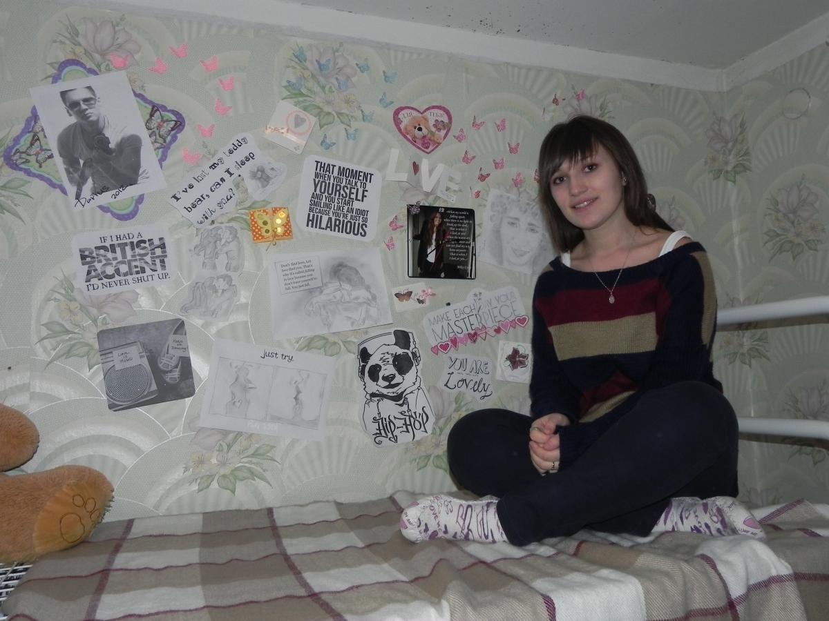 Студенты в сексе в общаге 28 фотография