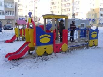 В Сыктывкаре восстановят 138 дворовых площадок для детей Новости Сыктывкара