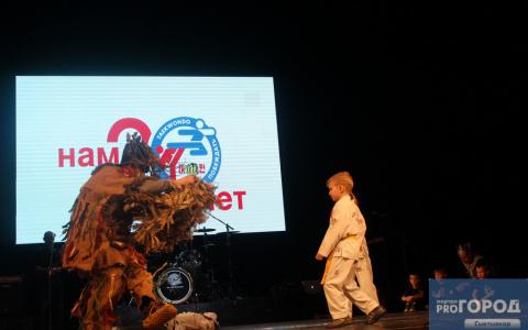В Сыктывкаре на гала-шоу «Белые ходоки. Реинкарнация» дети победили силы тьмы