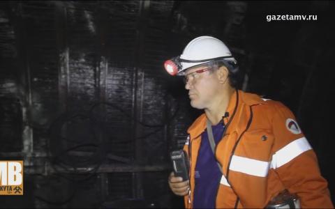«Это, конечно, мощь»: голливудский актер поделился впечатлениями после спуска в шахту Коми