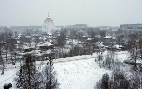 Погода в Сыктывкаре на 17 ноября: снег продолжит таять