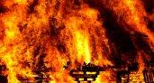 В Коми пожар унес жизни двух человек