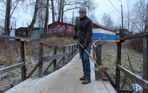 Морозы близко: как сыктывкарцам пережить гололед?