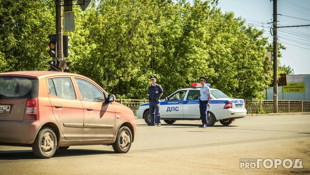 Сыктывкарских лихачей будут лишать прав за троекратное нарушение ПДД (видео)
