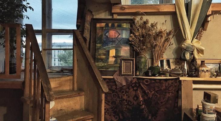 Сыктывкарское утро 4 сентября в Instagram: грибное утро и мастерская художника