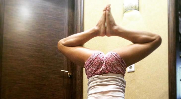 Сыктывкарское утро 23 сентября в Instagram: йога в 5.30 утра и морковка-гигант