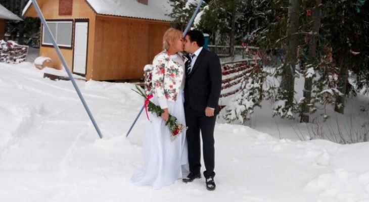 Жениху из Марокко показали, что такое свадьба по-сыктывкарски