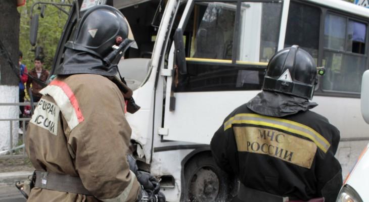 В Коми в канун Нового года в пожаре погиб пожилой мужчина