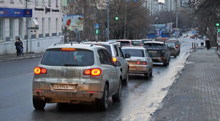 В Сыктывкаре из-за проведения первенства мира по хоккею с мячом перекроют несколько улиц