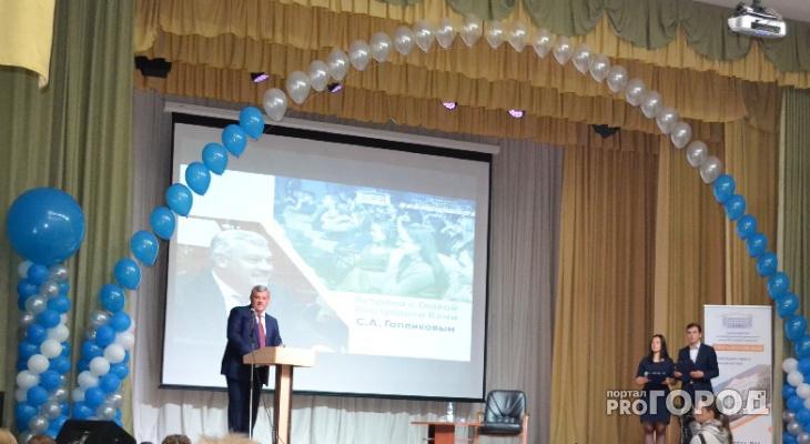Топ-8 цитат Сергея Гапликова на встрече со студентам: «Вы полуфабрикаты»