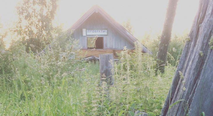 Жители Коми выложили в сеть фото деревни-призрака