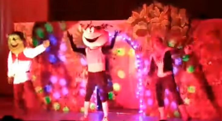 Сыктывкарцы в ужасе от детского спектакля, который может сломать психику (видео)