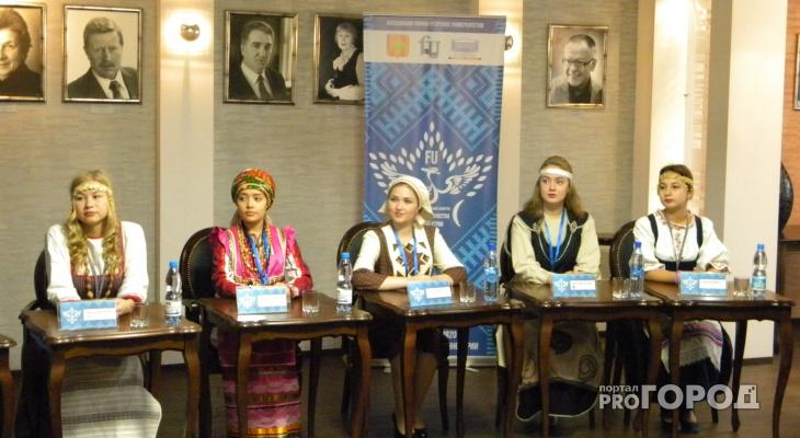 В Сыктывкар приехали лучшие студентки на международный конкурс красоты (фото)