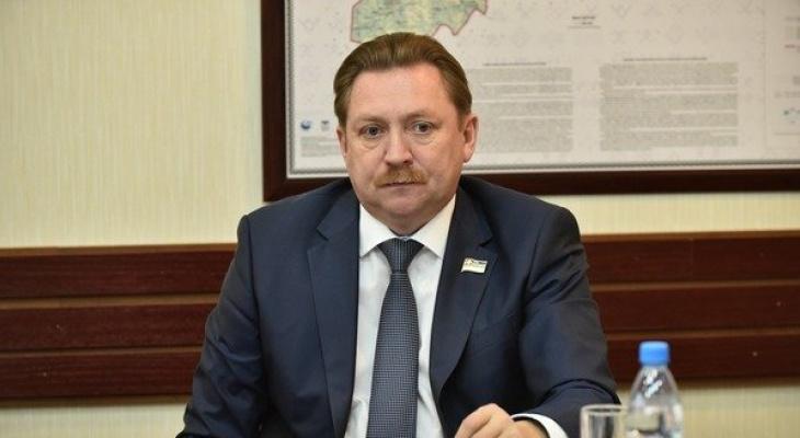 В Сыктывкаре вынесли приговор депутату Госсовета Игорю Терентьеву