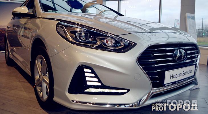 Тест-драйв новой Hyundai Sonata в Сыктывкаре: «Миллион возможностей для комфортной езды»