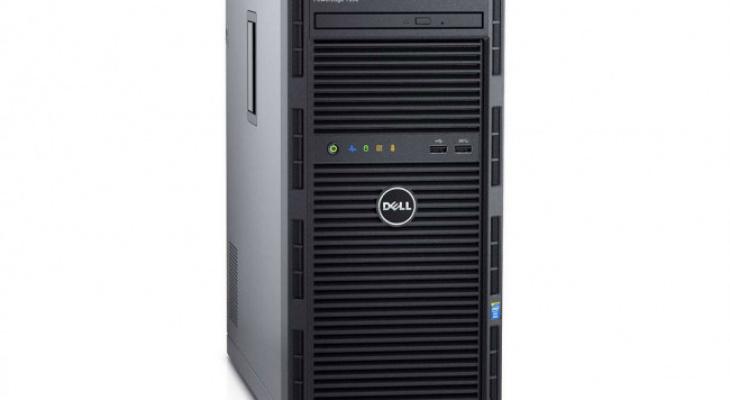 Сервер РowerEdge T130 от компании Dell: основные характеристики новой модели