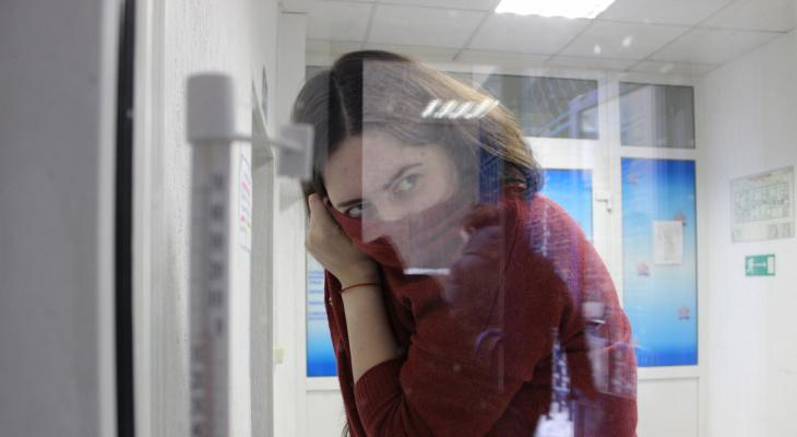 Погода в Сыктывкаре 18 ноября: ожидаются резкие температурные перепады