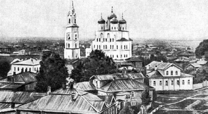 Мэрия возвращает облик исторического центра Сыктывкара (фото)