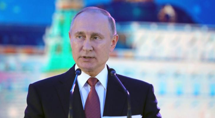 Владимир Путин и Дмитрий Медведев поздравили жителей Коми с Новым годом