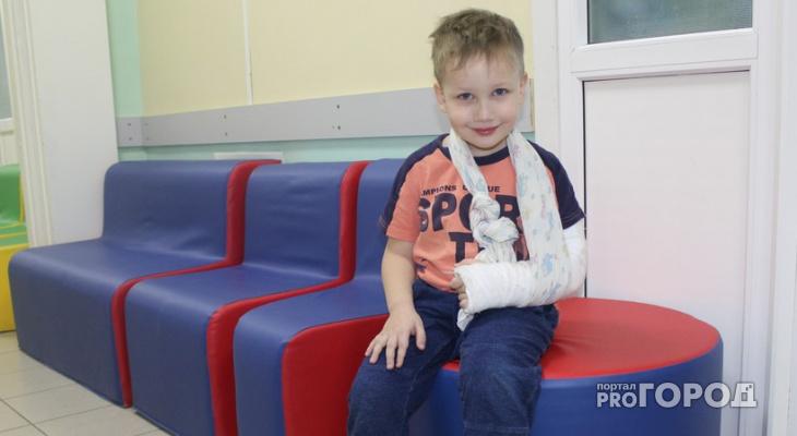 «Переломный момент»: для маленьких пациентов травматологии ДРБ купили специальную мебель
