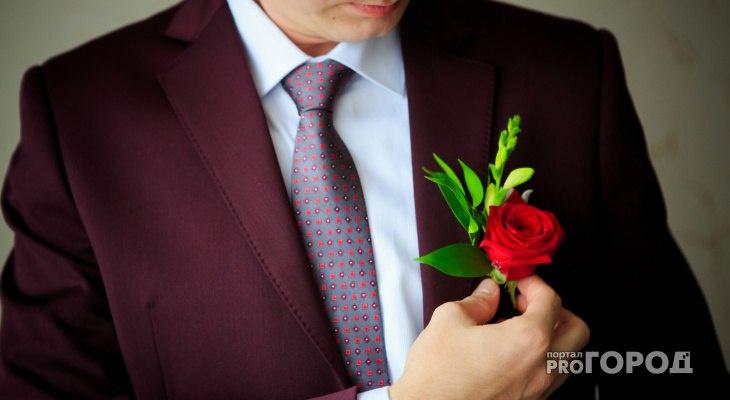 В Сыктывкаре сыграли свадьбу 16-летний парень и 16-летняя девушка