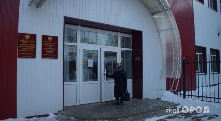 69-летняя студентка Сыктывкарского госуниверситета рассказала о своей учебе