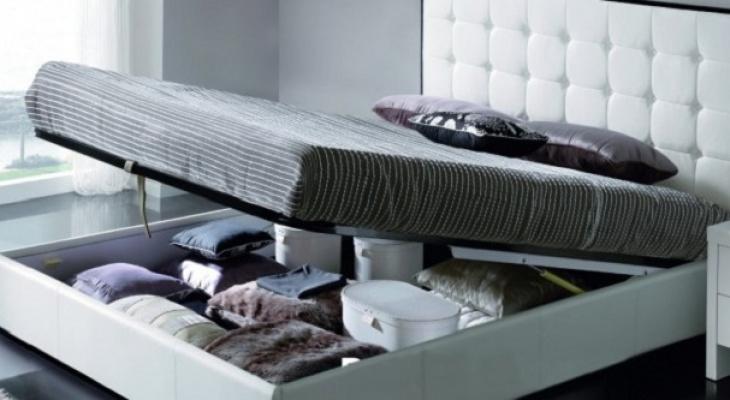 Подъемный механизм: инструмент расширения функционала кровати
