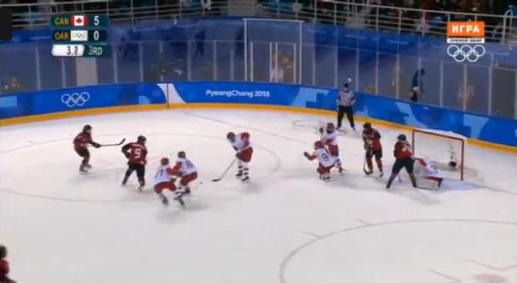 Хоккеистки из Коми Ганеева и Кадирова в составе российской сборной проиграли первый матч Олимпиады 2018