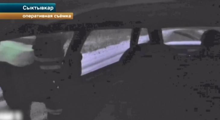 Появилось видео, как житель Коми душил сотрудницу ГИБДД ремнем безопасности