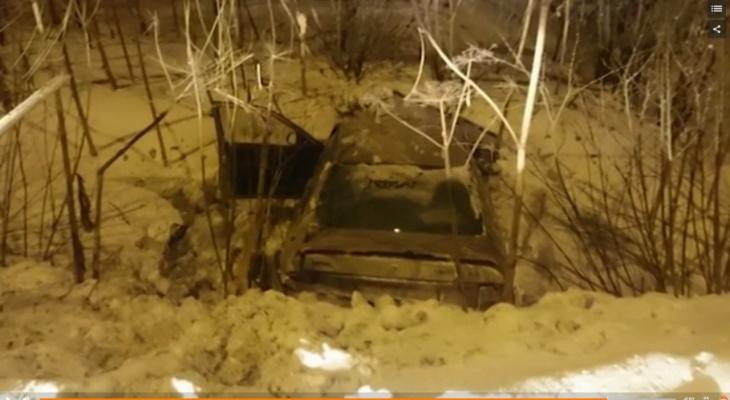 Пьяный сыктывкарец играл в догонялки с полицией, но проиграл (видео)