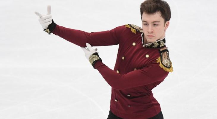 Фигурист из Коми Дмитрий Алиев оказался в пятерке сильнейших на Олимпиаде