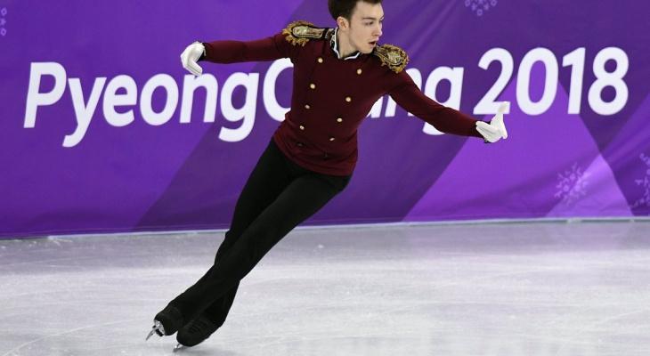 «Тигр вырвался из клетки»: фигурист из Коми Дмитрий Алиев об Олимпиаде