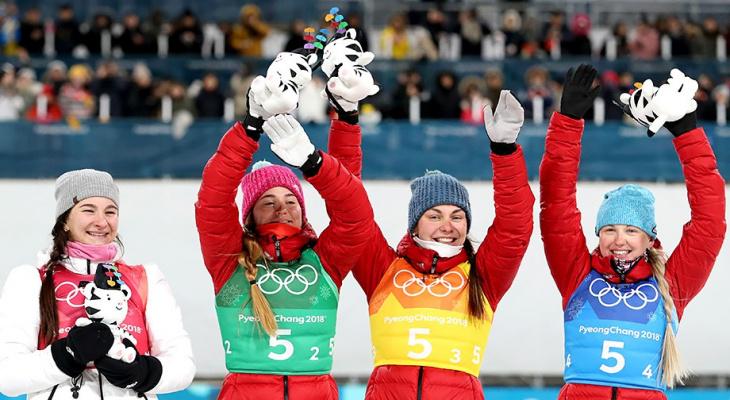 Лыжница из Коми Юлия Белорукова завоевала на Олимпиаде вторую «бронзу»