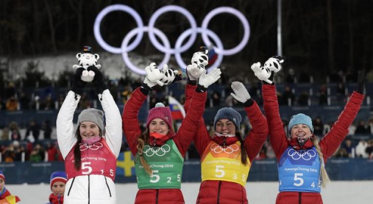 Глава Коми Сергей Гапликов поздравил лыжницу Юлию Белорукову со второй «бронзой»