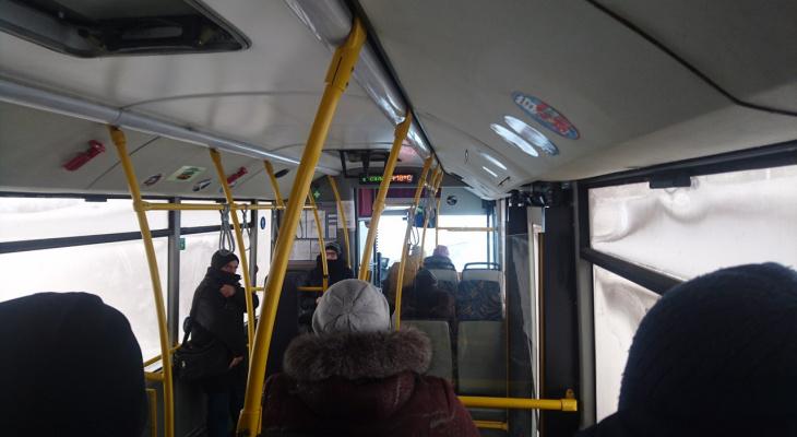 В Коми пассажиров автобуса приятно поразил добрый поступок кондуктора